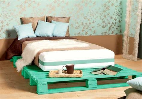 Creative Bed Frames 50 Creative Diy Pallet Bed Ideas 2016 Cheap