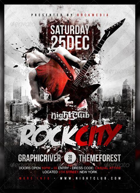 19 Concert Poster Templates Designs Free Premium Templates Concert Poster Template