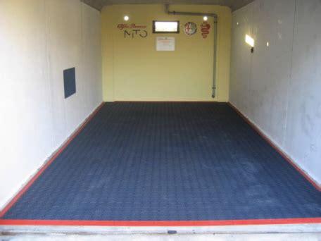 Werkstatt Bodenfliesen by Garagenboden Mit Bel 252 Ftung Und Drainage
