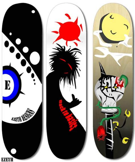 skateboard ideas pics for gt skateboard deck designs template