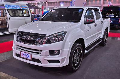 Modification Mobil Up by Image Collection Car Modification Isuzu D Max