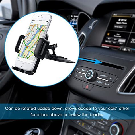 Phone Car Holder Universal mpow car phone mount cd slot car phone holder universal