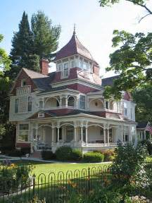 Victorian Houses Victorian House Bellaire Michigan Flickr Photo Sharing