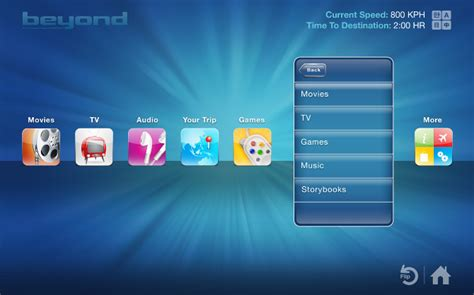 layout menu touch screen korean air susie lim creative director