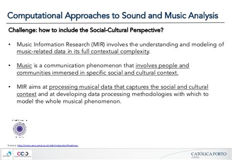 emergence of communication in socio biological networks computational social sciences books the impact of cultural context on the perception of sound