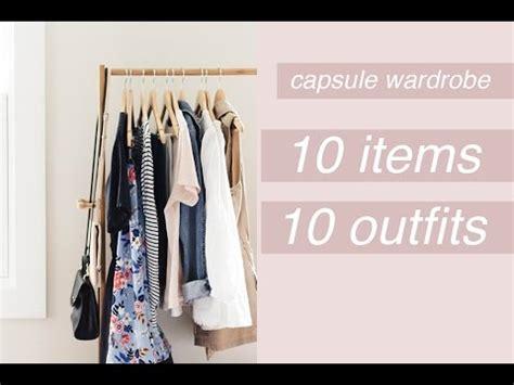 Ten Item Wardrobe - 10 items 10 micro capsule wardrobe 10x10