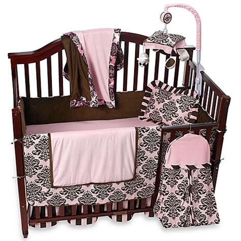 bananafish crib bedding brooke 4 piece crib bedding set and accessories by