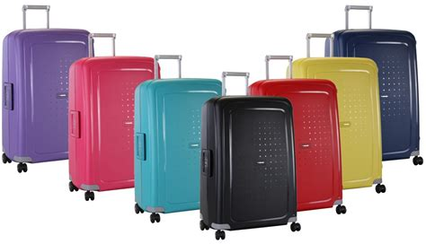 samsonite cabin baggage samsonite trolley s cure spinner luggage review durable