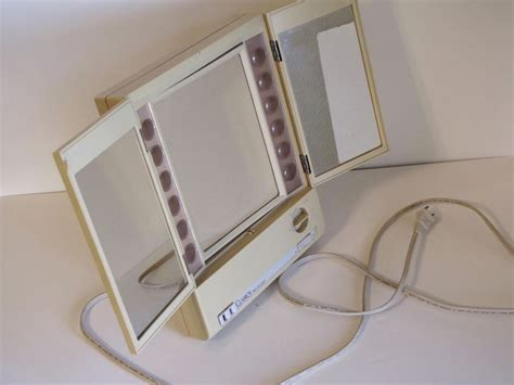 electric lighted makeup mirror 17 best images about childhood memories on pinterest my