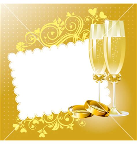 Wedding Invitation Background Yellow by Yellow Gold Background For Wedding