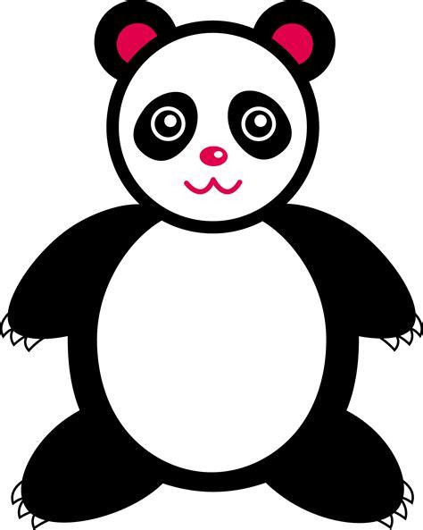 panda clipart panda free clip