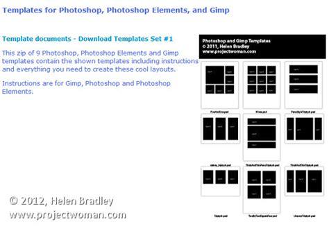 Create A Collage In Gimp 171 Projectwoman Com Gimp Templates Free