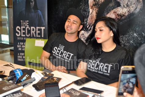 film horor yang dibintangi raffi ahmad rilis the secret suster ngesot urban legend raffi ahmad