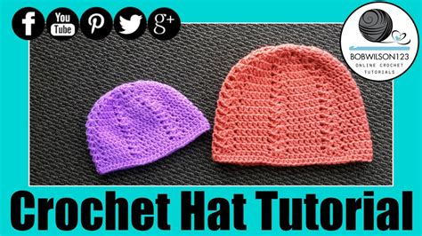 youtube tutorial crochet crochet shell hat tutorial youtube
