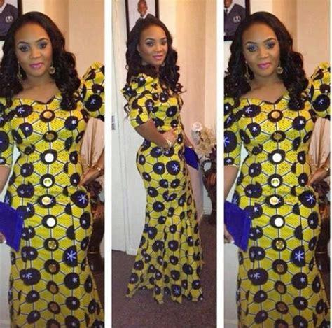 latest nigeria gown style latest nigerian ankara styles dress for ladies 2016