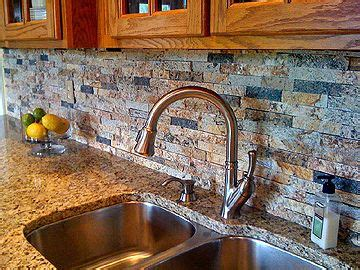 recycled glass backsplashes for kitchens quot sunset quot blend recycled granite backsplash as seen on diy hgtv recycledgranite