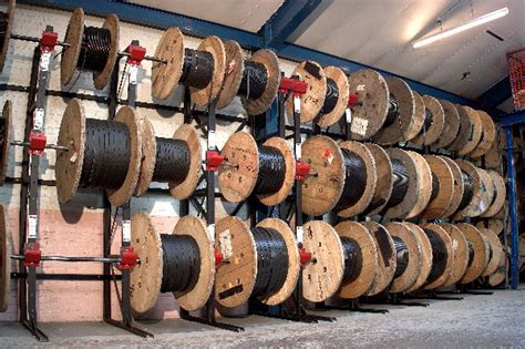 Cable Drum Racking Systems by Coil Storage Racking Systems Warehouse Storage Solutions
