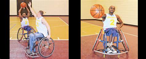 Chronicle Triad ws chronicle triad trackers wheelchair basketball team