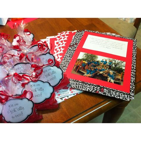 end of the year gifts for students teach and learn