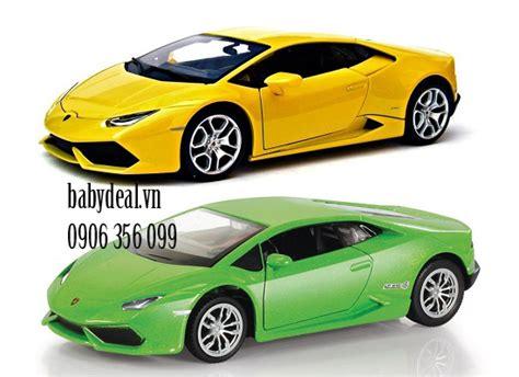 Rmz City Lamborghini Huracan Lp610 4 Kuning xe chạy trớn lamborghini huracan lp610 4 rmz cho b 233 cho