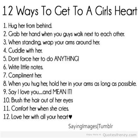 7 Best Ways To Get A To Like You by Twelve Ways Boys Relationships