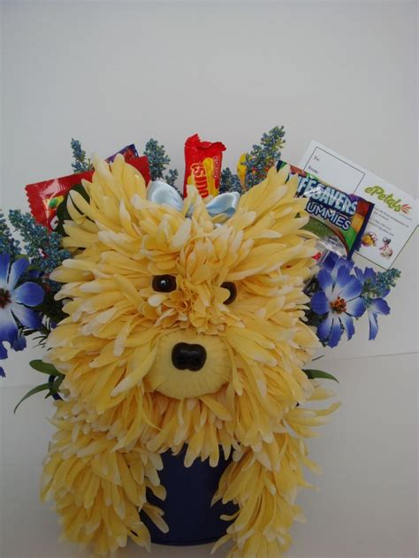 puppy bouquet 17 best images about flower bouquets on at december and poster