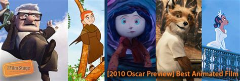 best animated film oscar history 2010 oscar preview best animated film