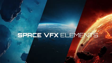 tutorial blender vfx space vfx elements cg masters