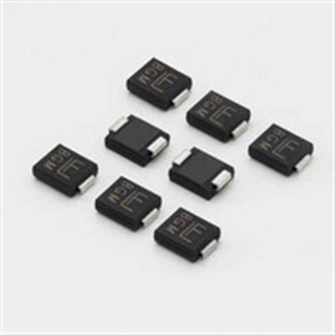 suppressor diode fuse smcj series surface mount from tvs diodes littelfuse