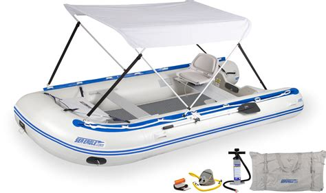 inflatable boats sea eagle sea eagle 14sr 7 person inflatable boats package prices