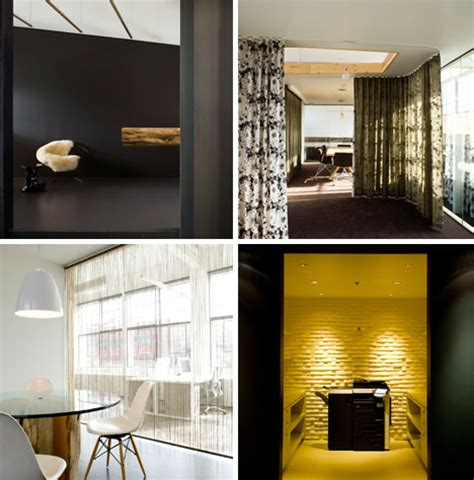 Creative Design Interiors by Creative Office Interior Design When Metal Meets Wood