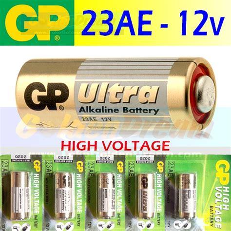 Baterai Remote Mobil Powercell Alkaline Battery 23a 12v Warna Ema jual baterai gp 23ae 12v ultra alkaline batere remote battery a23 23a mn21 golden