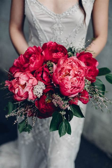 peonies bouquet 630 best red flower arrangements bouquets images on