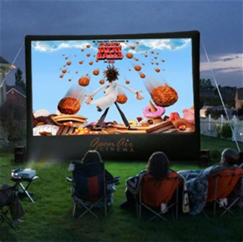 backyard movie projector digital cinema projection check before a show images frompo