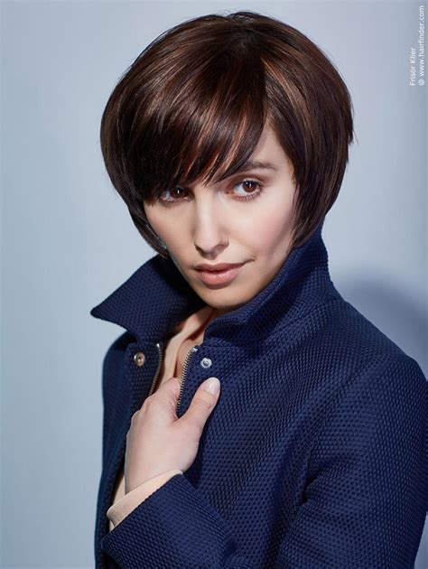 steep hair cut fresh and young bob hairstyle with a steep graduation
