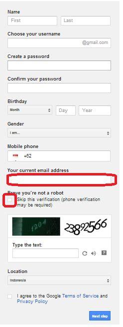 membuat email google dari hp cara membuat email baru dari google gmail terbaru dengan