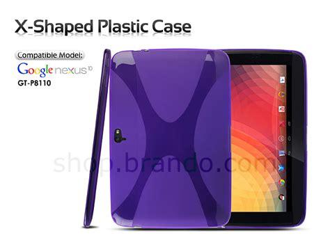 Imak Series Leather Look Back Huawei Nexus 6p Promo nexus 10 gt p8110 x shaped plastic back