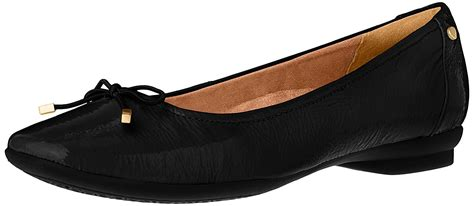 clarks candra light flat good price clarks womens candra light flat black patent