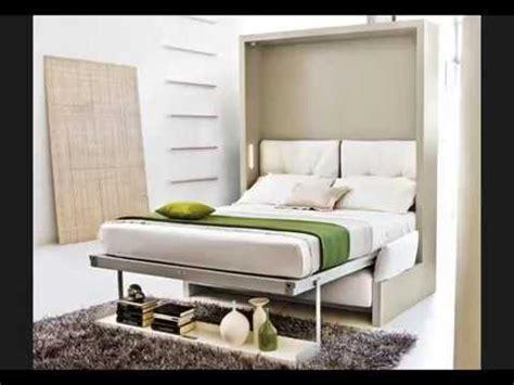 muebles multifuncionales  espacios reducidos youtube