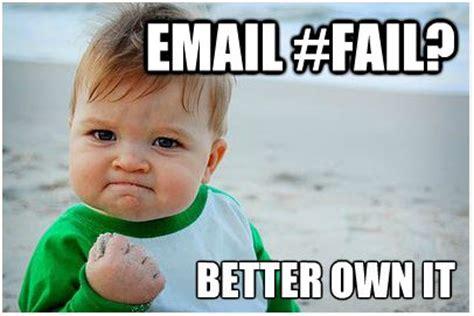 Email Meme - email fail bonsai eejit
