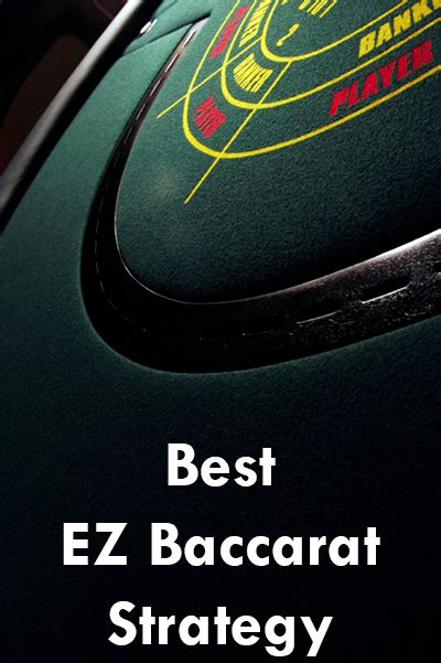 best betting strategy best betting strategy for baccarat