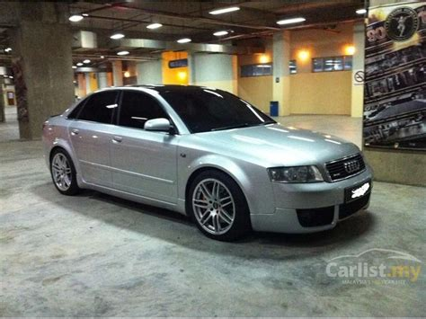Audi A4 Baujahr 2004 by Audi A4 2004 T 1 8 In Selangor Automatic Sedan Silver For