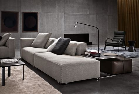 minotti sectional donovan sofas from minotti architonic