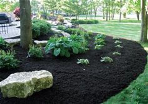 Black Rock Gardens 1000 Images About Black Mulch On Pinterest Black Mulch Mulches And Landscaping