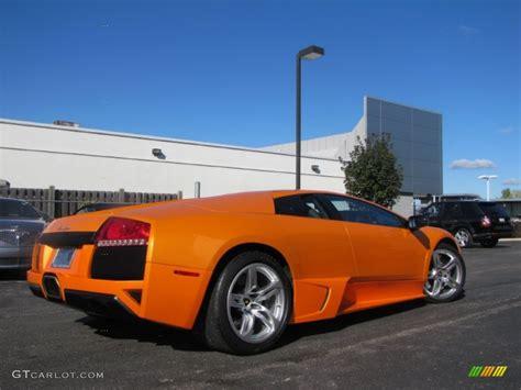 Arancio Atlas (Pearl Orange) 2008 Lamborghini Murcielago