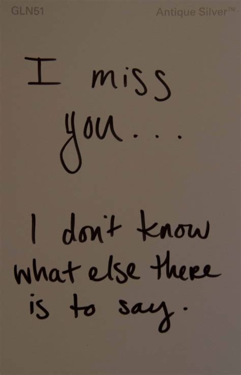I Miss You Quotes 40 Most Touching Miss You Quotes For