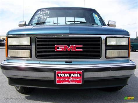 gmc paint warranty 1990 medium blue metallic gmc 1500 extended cab