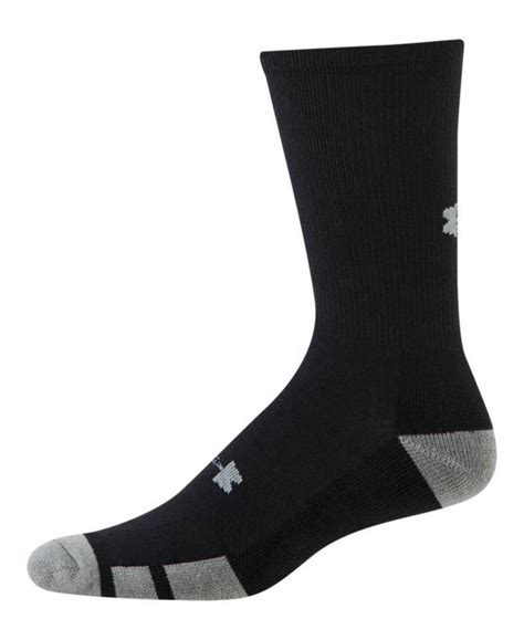 armour resistor crew socks armour resistor crew 6 pack fontana sports