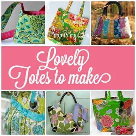tote bag pattern skip to my lou handmade by eva rose spring handbag purse diy