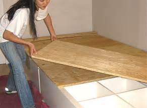 diy platform bed with storage car interior design